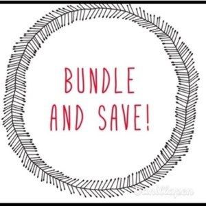 Other - Create a bundle of two or more items!